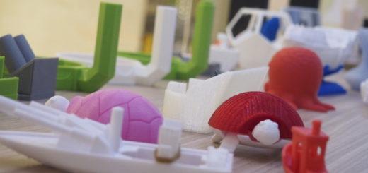 Edukasi 3D Printing